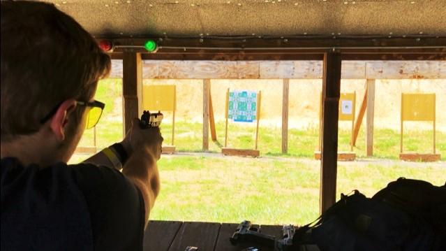 rainey firearms training GAV