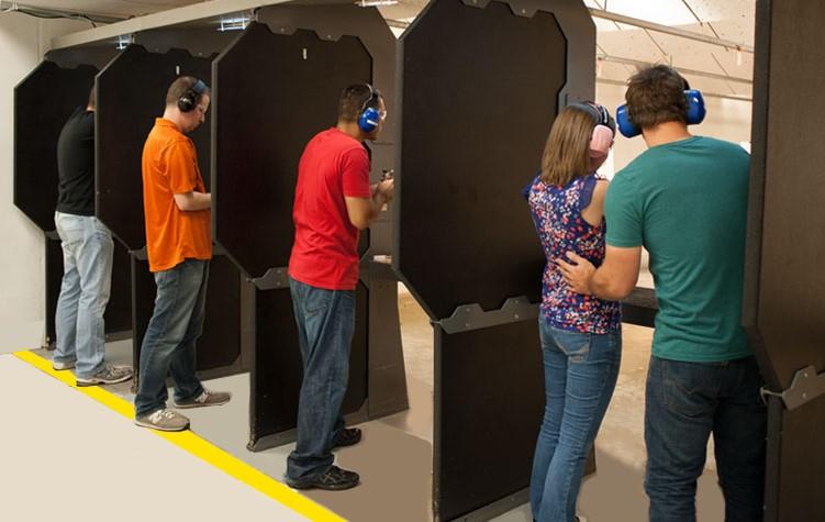 Rainey Firearms Training Range