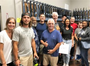 Rainey Firearms Training 080721