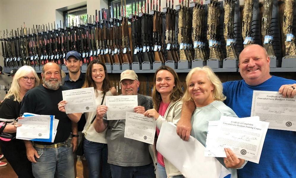 Rainey Firearms Training 091121c